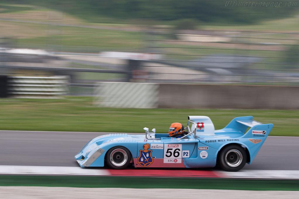 Chevron B26 Hart - Chassis: B26-74-07 - Driver: Robert Shaw  - 2014 Mugello Classic
