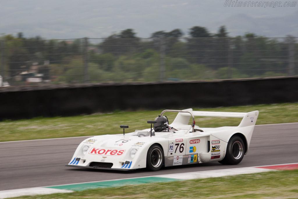 Chevron B31 - Chassis: B31-75-01 - Driver: Mike Smith  - 2014 Mugello Classic