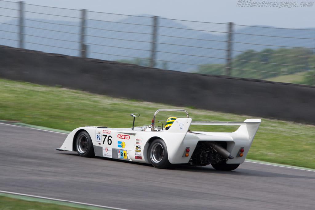 Chevron B31 - Chassis: B31-75-01 - Driver: James Hanson  - 2014 Mugello Classic