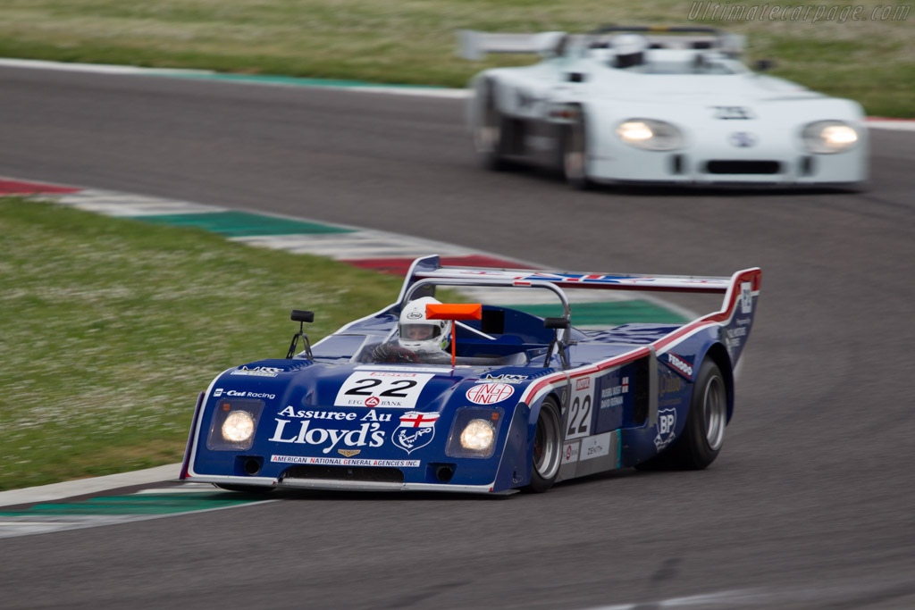 Chevron B31 Hart - Chassis: B31-75-04 - Driver: Russel Busst  - 2014 Mugello Classic