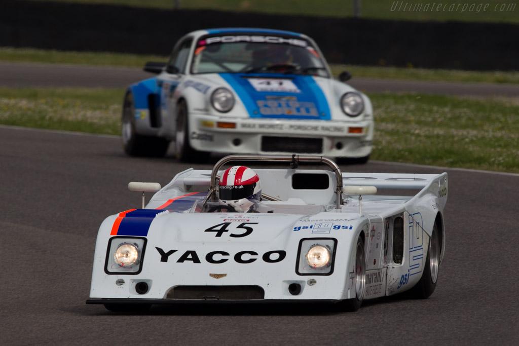Chevron B36 - Chassis: 36-76-04 - Driver: Martin O'Connell  - 2014 Mugello Classic