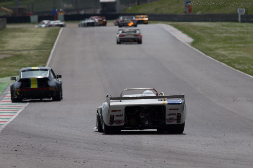 Chevron B36 - Chassis: 36-76-03 - Driver: Claude Le Jean / Lucien Rossiaud  - 2014 Mugello Classic