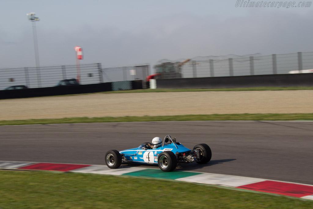 Chevron B9  - Driver: Frederico Buratti  - 2014 Mugello Classic
