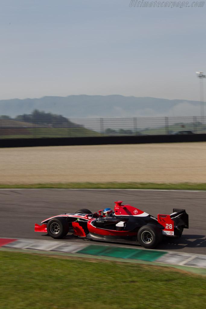 Dallara GP2 Mecachrome  - Driver: Philippe Bourgois  - 2014 Mugello Classic
