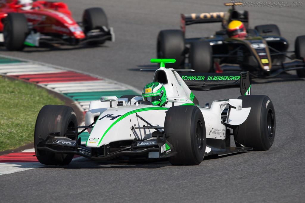 Dallara GP2 Mecachrome  - Driver: Johann Ledermair  - 2014 Mugello Classic