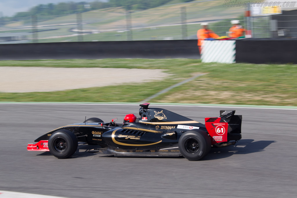 Dallara WSR  - Driver: Peter Gollner  - 2014 Mugello Classic