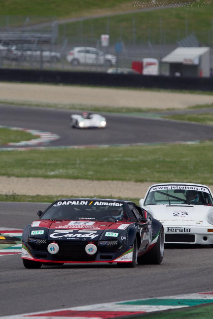 DeTomaso Pantera Group IV - Chassis: 02862 - Driver: Patrick Hals  - 2014 Mugello Classic