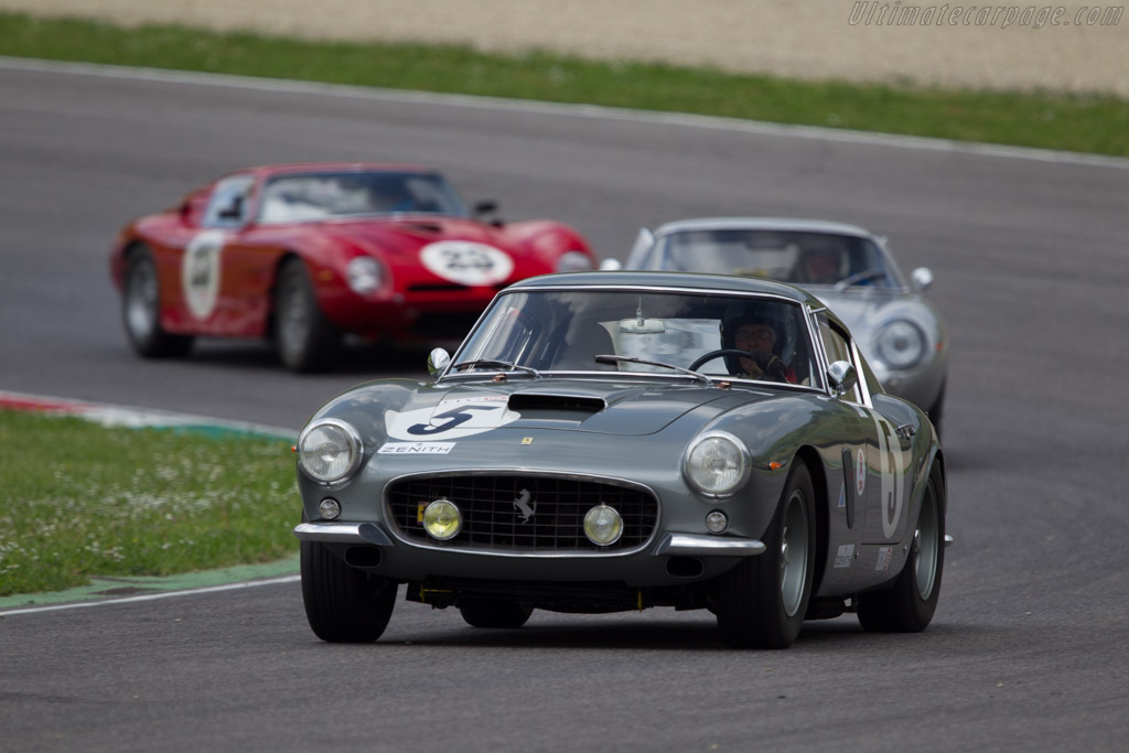 Ferrari 250 GT SWB SEFAC Hot Rod - Chassis: 3005GT - Driver: Lukas Huni  - 2014 Mugello Classic