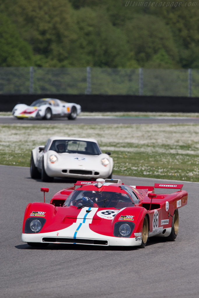 Ferrari 512M - Chassis: 1024 - Driver: Steven Read  - 2014 Mugello Classic