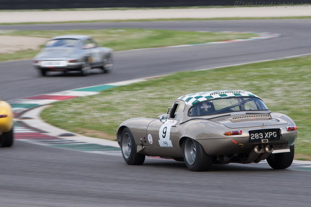 Jaguar E-Type  - Driver: Carlos F. Cruz  - 2014 Mugello Classic