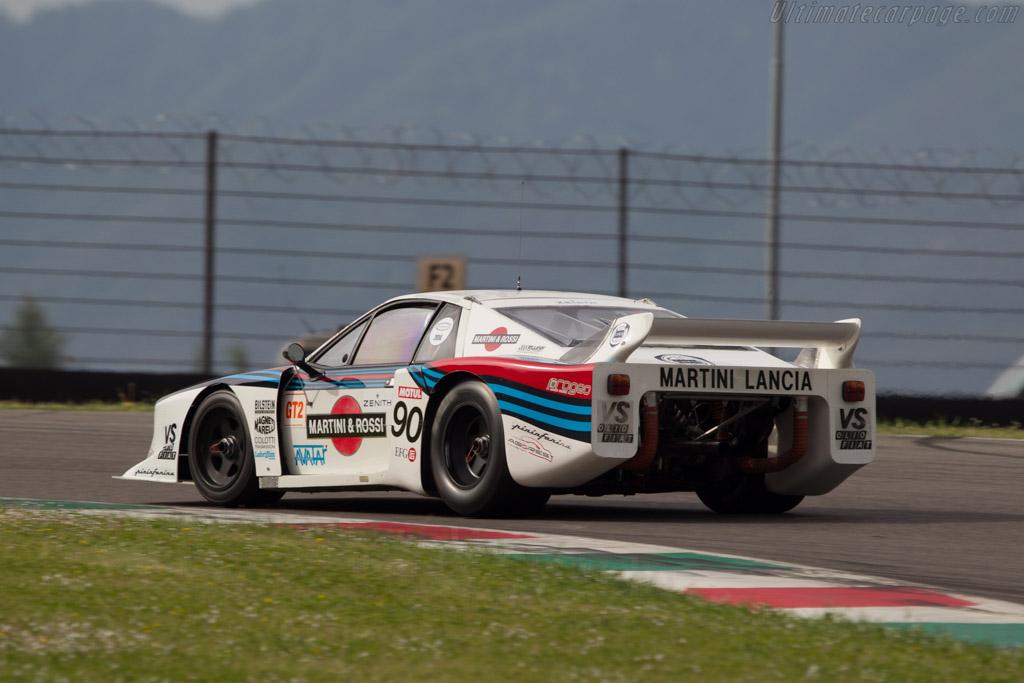 Lancia Beta Monte Carlo  - Driver: Fabio Valle / Alain Valle  - 2014 Mugello Classic