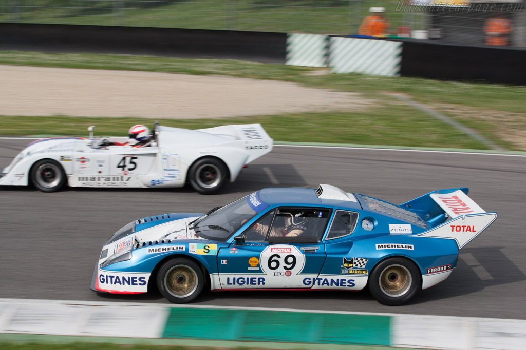 Ligier JS2 Cosworth - Chassis: 2538 73 03 - Driver: Mr John of B  - 2014 Mugello Classic