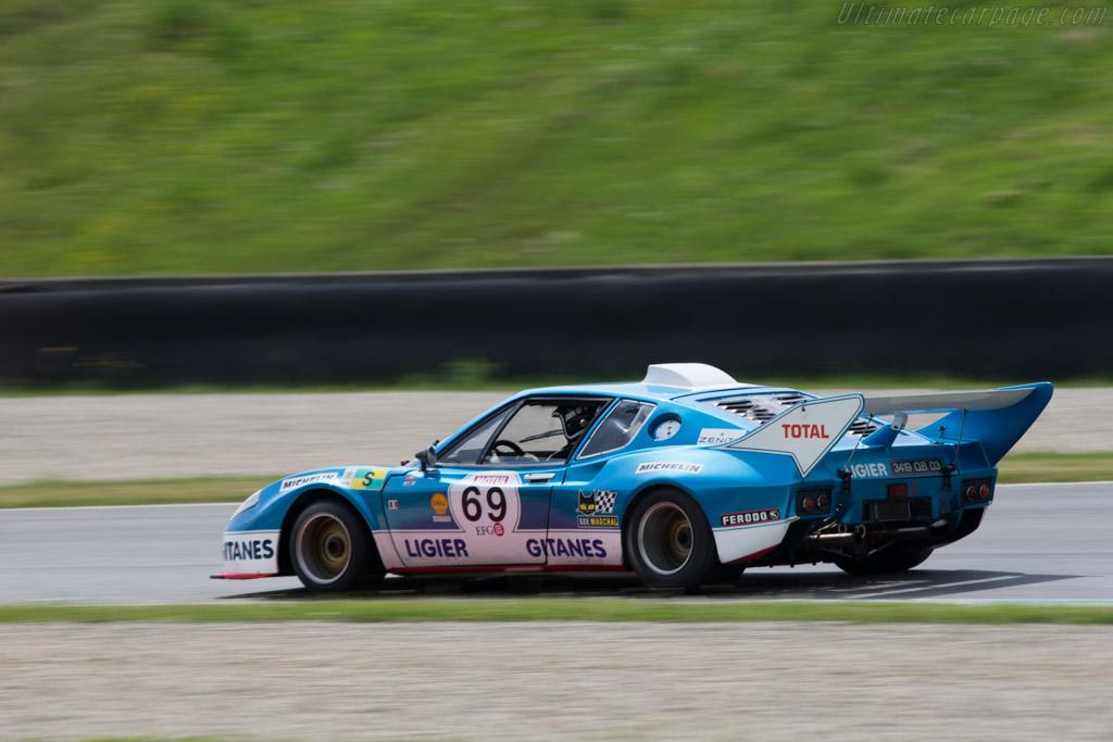 Ligier JS2 Cosworth - Chassis: 2538 73 03 - Driver: Mr John of B  - 2014 Mugello Classic
