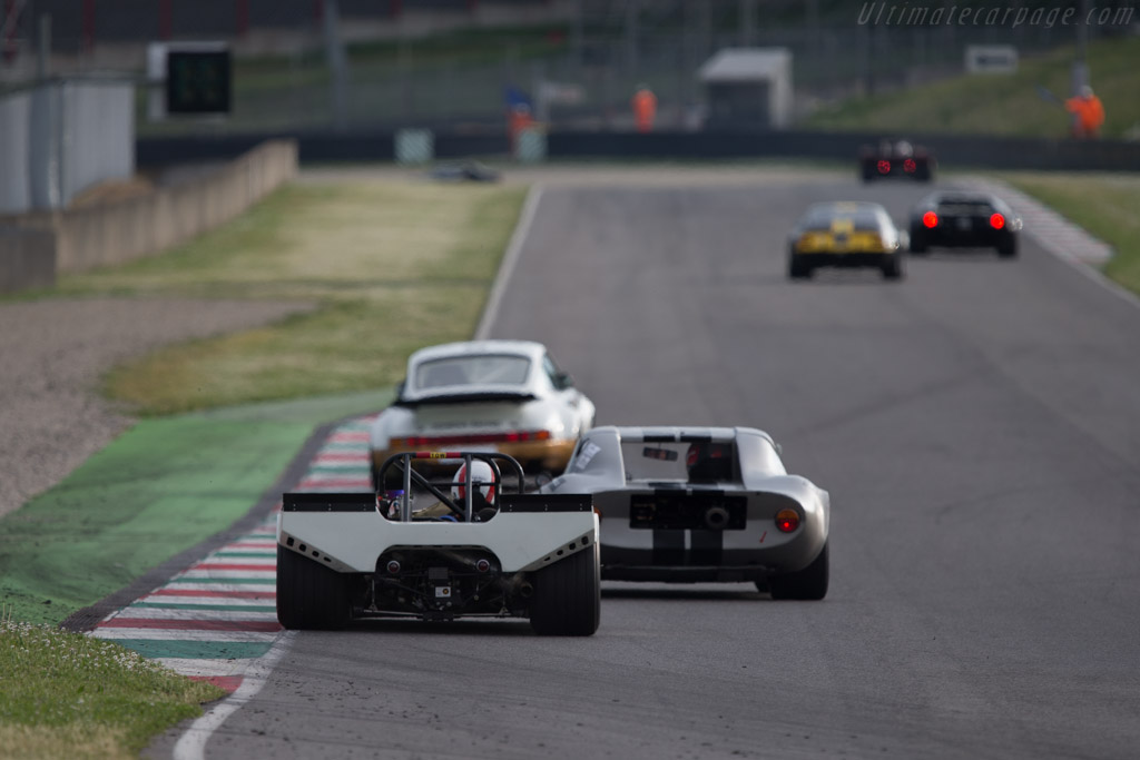 Lola T210 - Chassis: SL210/05 - Driver: Neil Primrose  - 2014 Mugello Classic