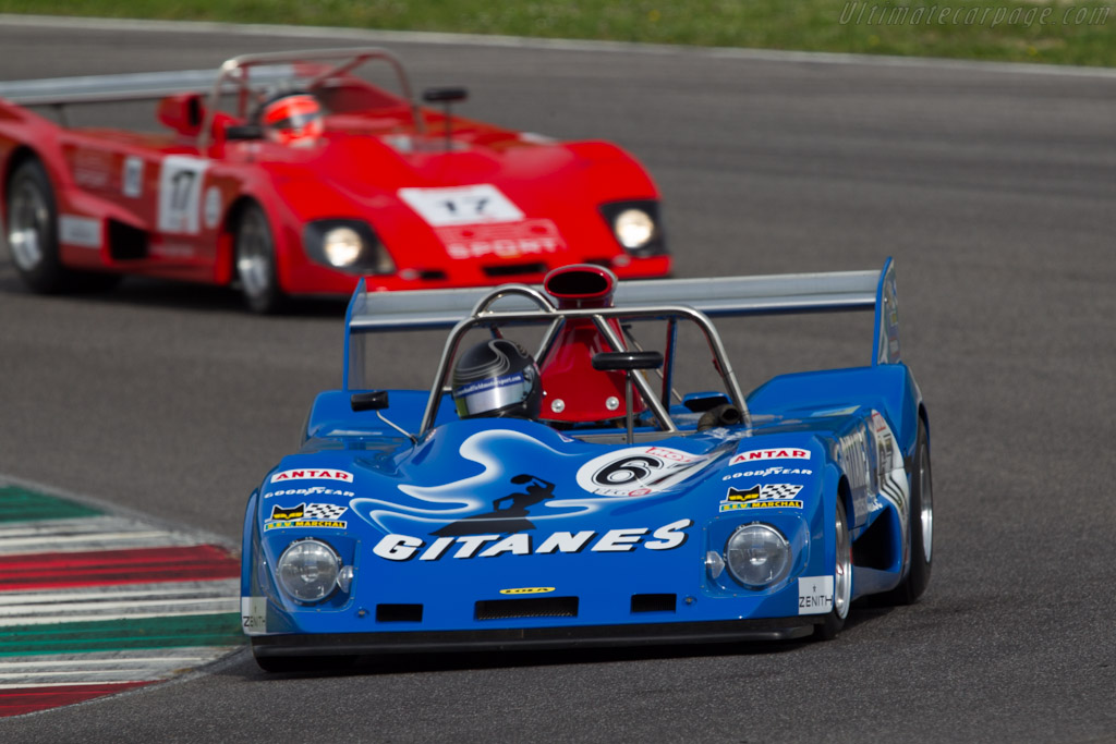 Lola T282 - Chassis: HU6 - Driver: Simon Hadfield  - 2014 Mugello Classic