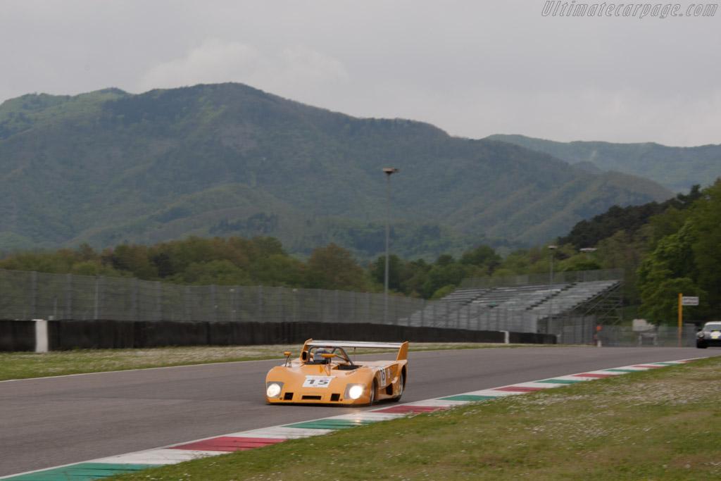 Lola T290  - Driver: Michelle Baudoin  - 2014 Mugello Classic