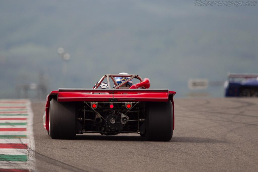 Lola T290 - Chassis: HU34 - Driver: Gianluca Rattazzi  - 2014 Mugello Classic