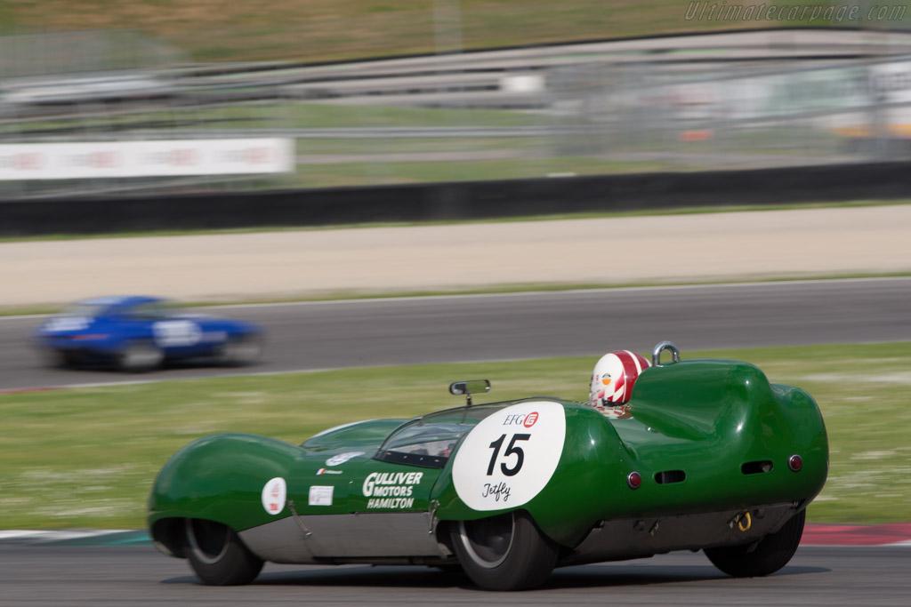 Lotus 15 - Chassis: 618/3 - Driver: Oliveir Cazalieres  - 2014 Mugello Classic