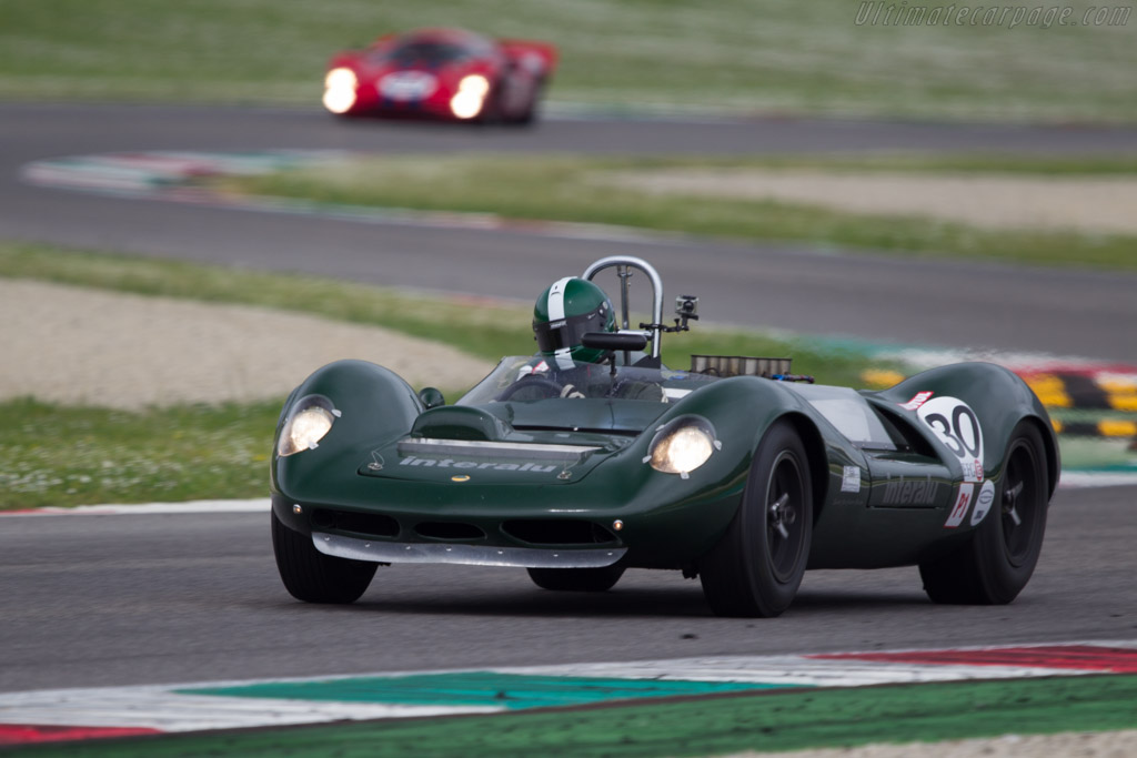 Lotus 30 - Chassis: 30/L/7 - Driver: Anthony Schrauwen  - 2014 Mugello Classic