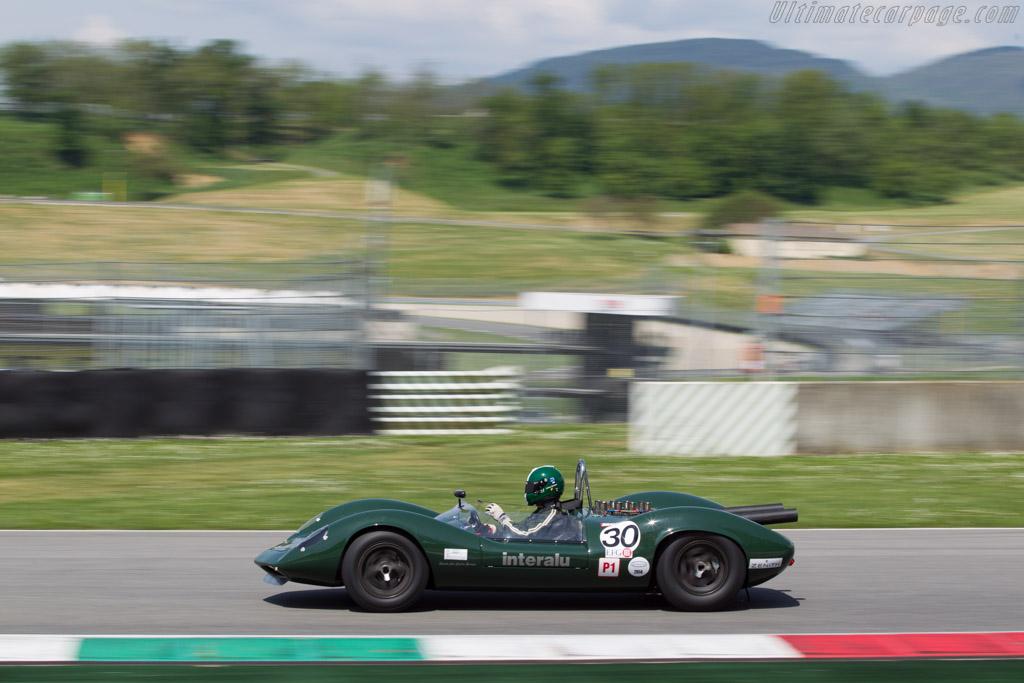 Lotus 30 - Chassis: 30/L/7 - Driver: Anthony Schrauwen  - 2014 Mugello Classic