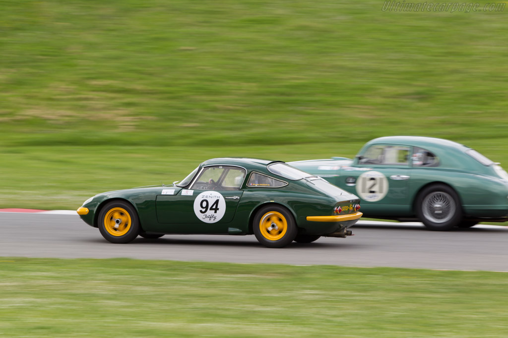 Lotus Elan 26R Shapecraft Coupe - Chassis: 26R-20 - Driver: Georges Verquin  - 2014 Mugello Classic
