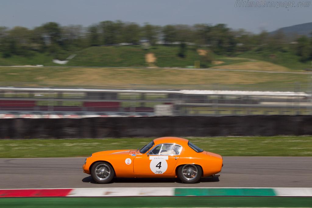 Lotus Elite  - Driver: Patrick Hello  - 2014 Mugello Classic