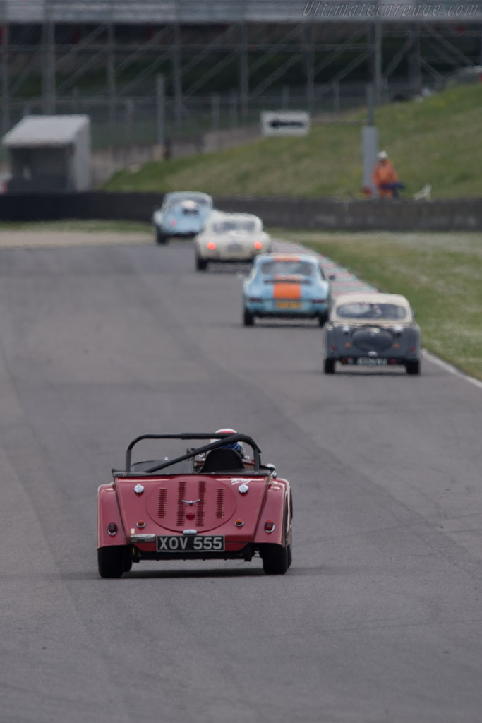 Morgan +4  - Driver: Hans Hugenholtz  - 2014 Mugello Classic