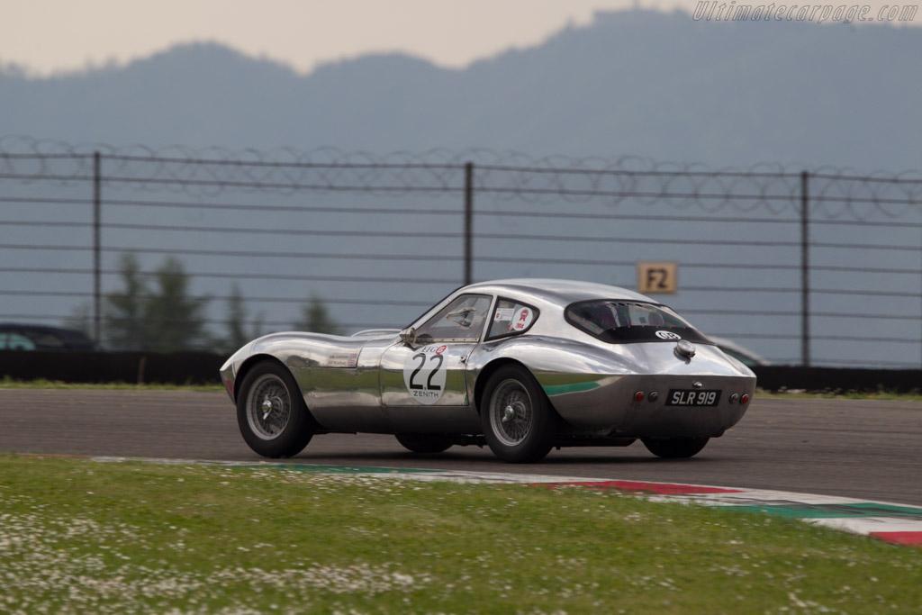 Morgan +4 SLR - Chassis: SLR4 - Driver: John Emberson / Bill Wykeham  - 2014 Mugello Classic