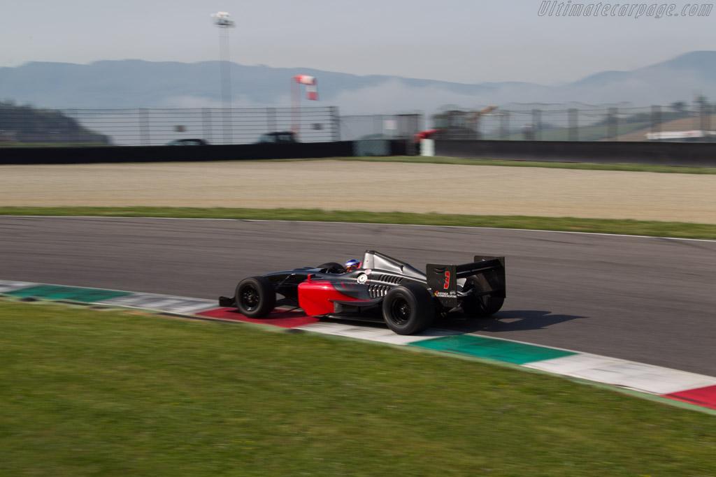 Panoz Champcar AER  - Driver: Peter  - 2014 Mugello Classic
