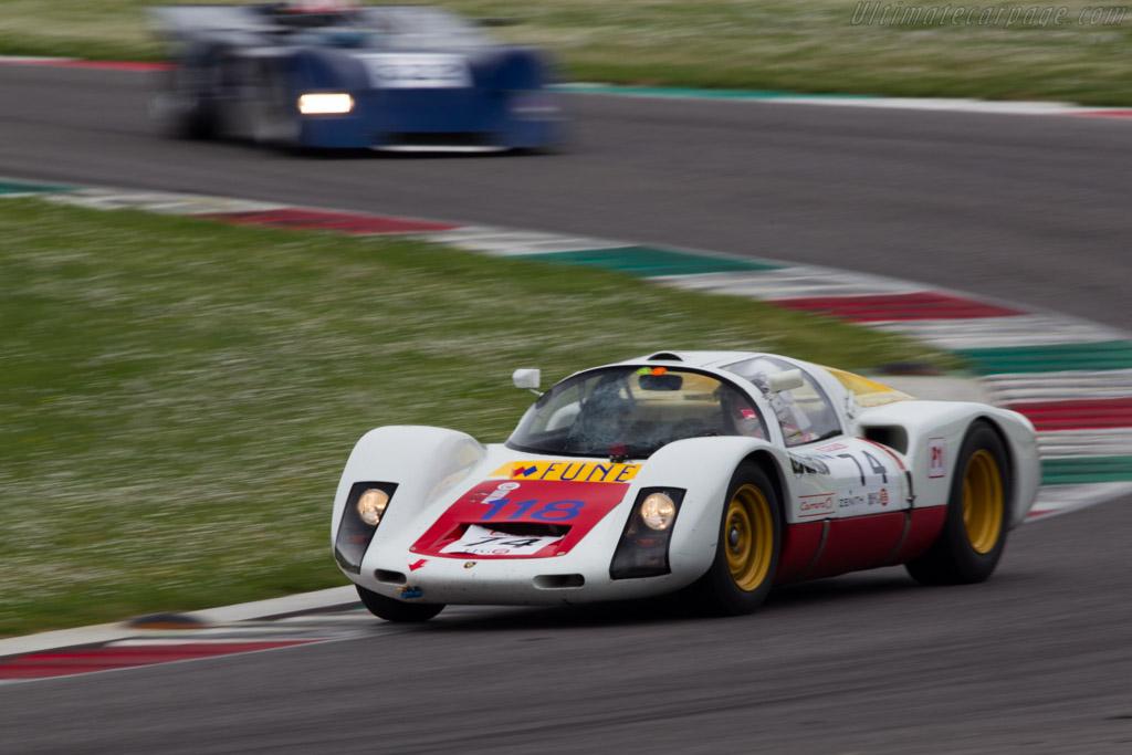 Porsche 906 - Chassis: 906-016 - Driver: Gerald Fellner / Lisa Lechler  - 2014 Mugello Classic