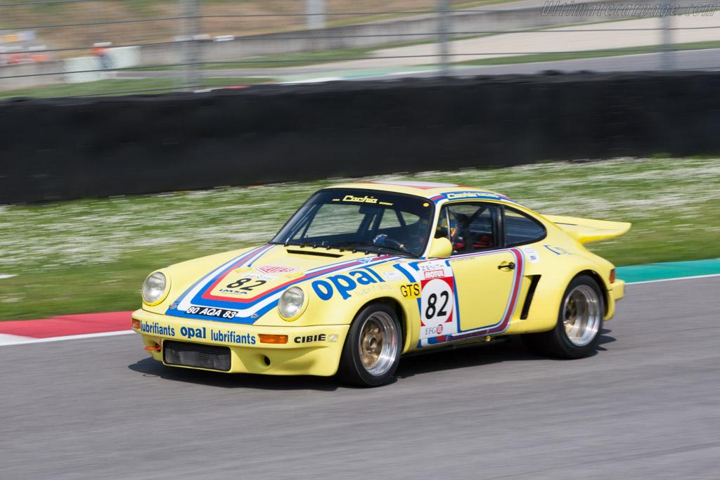 Porsche 911 Carrera RSR 3.0 - Chassis: 911 460 9059 - Driver: Michel Lecourt / Raymond Narac  - 2014 Mugello Classic