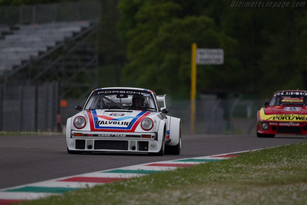 Porsche 934 - Chassis: 930 670 0645 - Driver: Jurgen Barth  - 2014 Mugello Classic