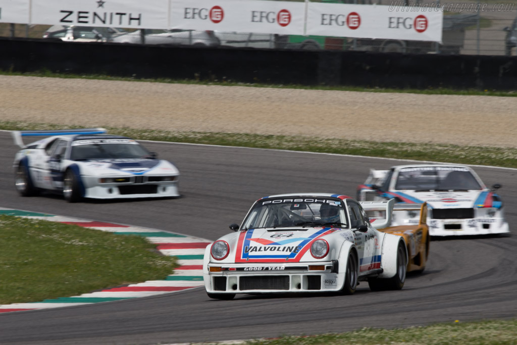 Porsche 934 - Chassis: 930 670 0645 - Driver: Hans Joerg Hubner  - 2014 Mugello Classic