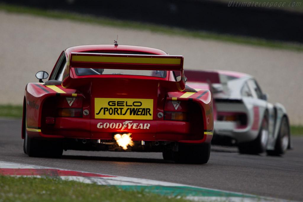 Porsche 935/78 - Chassis: 930 890 0015 - Driver: Stephan Meyers / Marc de Siebenthal  - 2014 Mugello Classic