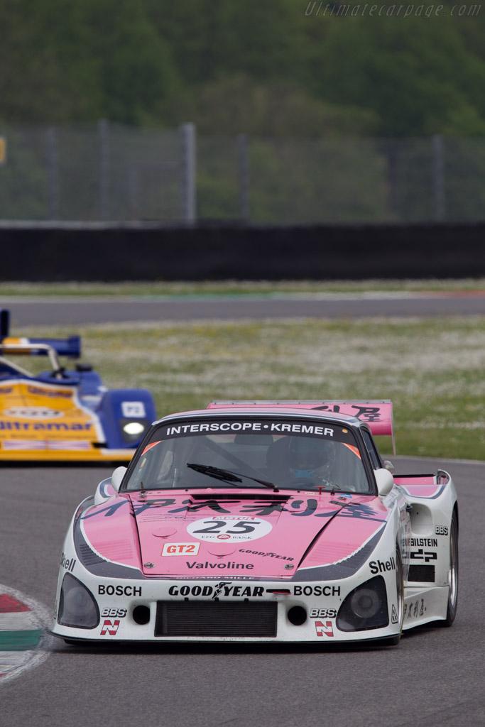 Porsche 935 K3 - Chassis: 001 0020 - Driver: Nicolas d'Ieteren  - 2014 Mugello Classic