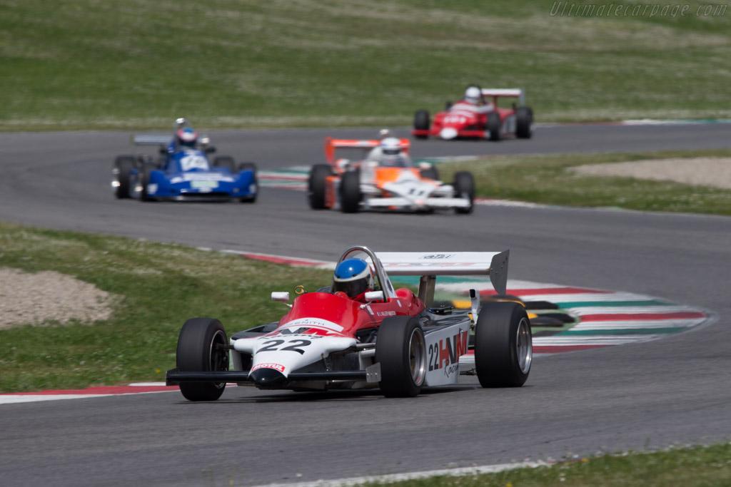 Ralt RT3 Volkswagen  - Driver: Laurent Vallery Masson  - 2014 Mugello Classic