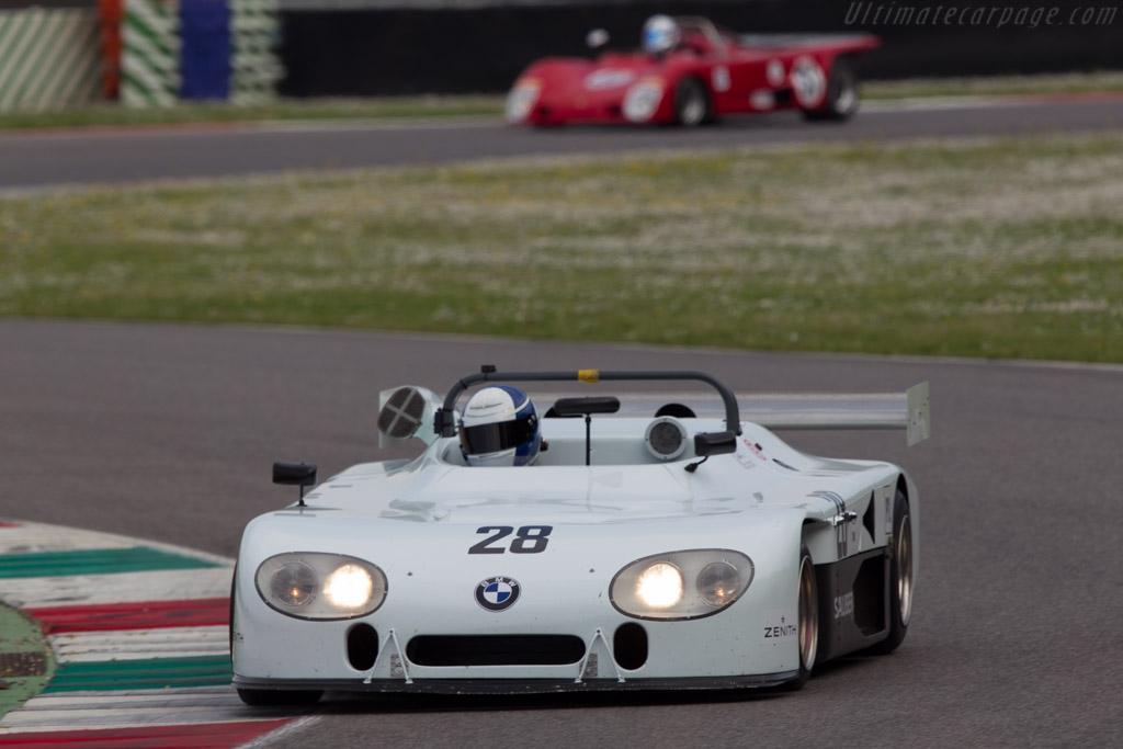 Sauber C5 BMW - Chassis: C05.002 - Driver: Wolf Zweifler  - 2014 Mugello Classic