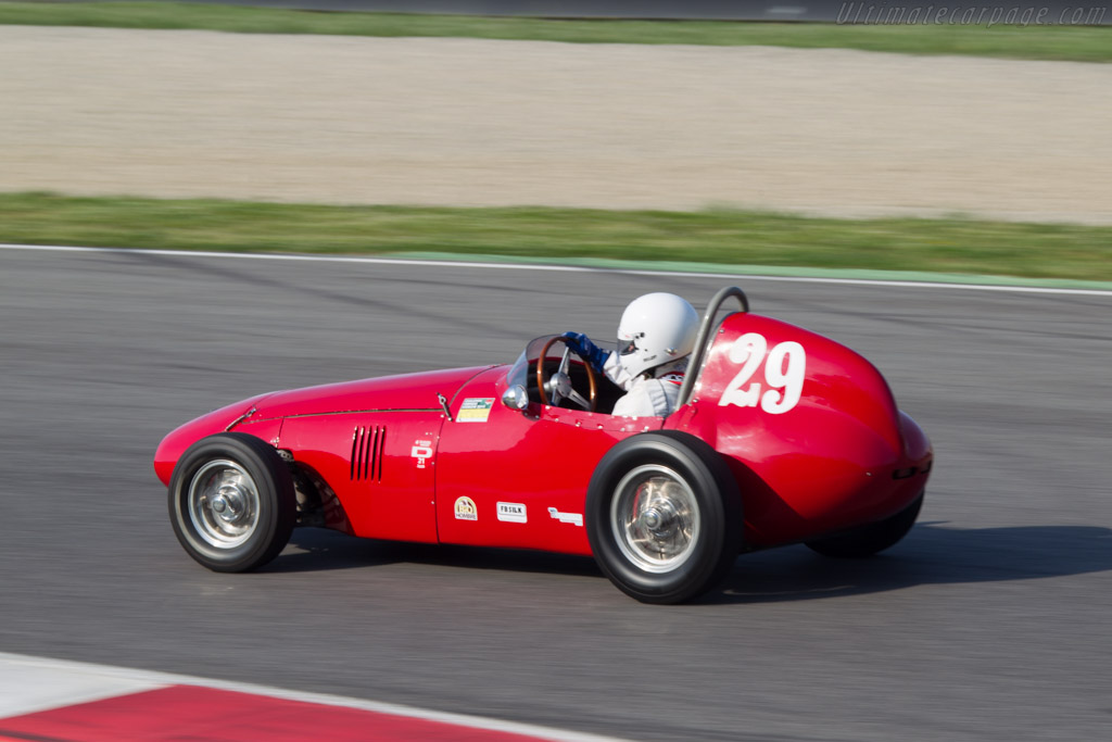 Taraschi FJ  - Driver: Paolo Chersevani  - 2014 Mugello Classic