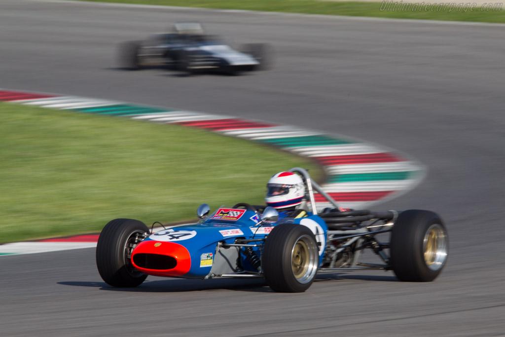 Tecno 67 F3 - Chassis: T00210 - Driver: Thierry Gallo  - 2014 Mugello Classic
