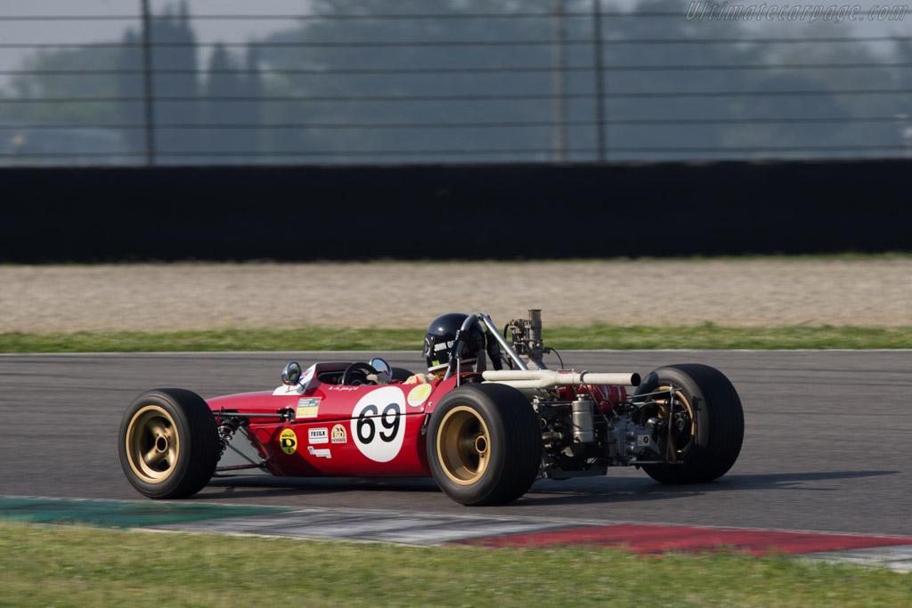 Tecno 68 F3  - Driver: Mr John of B  - 2014 Mugello Classic