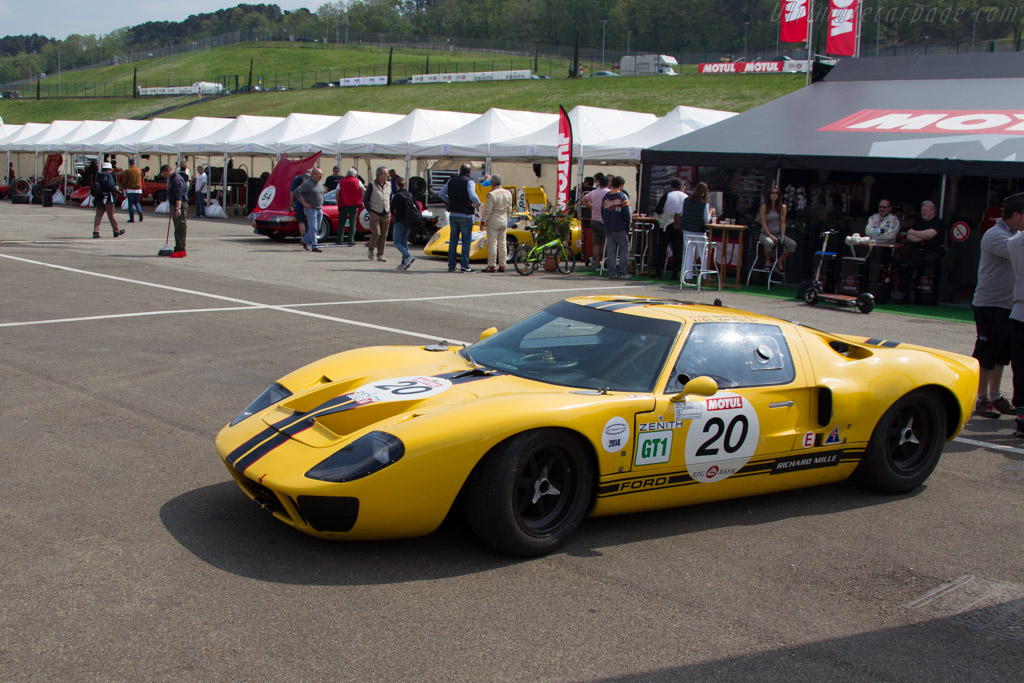 Welcome to Mugello - Chassis: GT40P/1027   - 2014 Mugello Classic