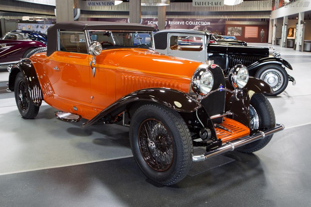 Bugatti Type 46 De Villars Cabriolet Chassis 46360