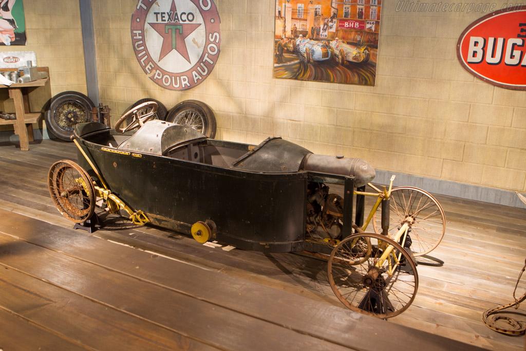 Bedlia Type 10cv Sport Torpedo - Chassis: 4700   - Mullin Automotive Museum