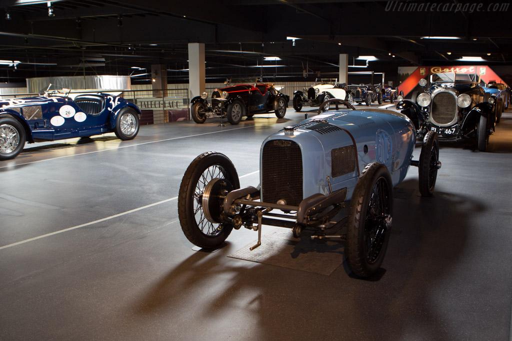 Bucciali Type B6 - Chassis: C2401   - Mullin Automotive Museum