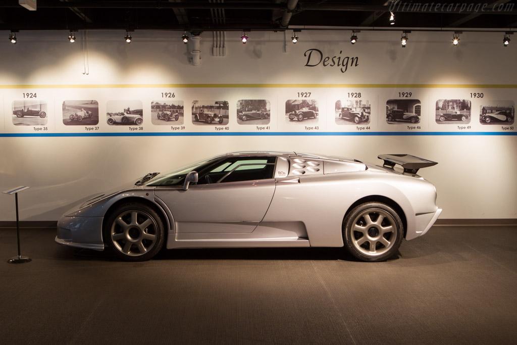 Bugatti EB 110 SS - Chassis: 39022   - Mullin Automotive Museum