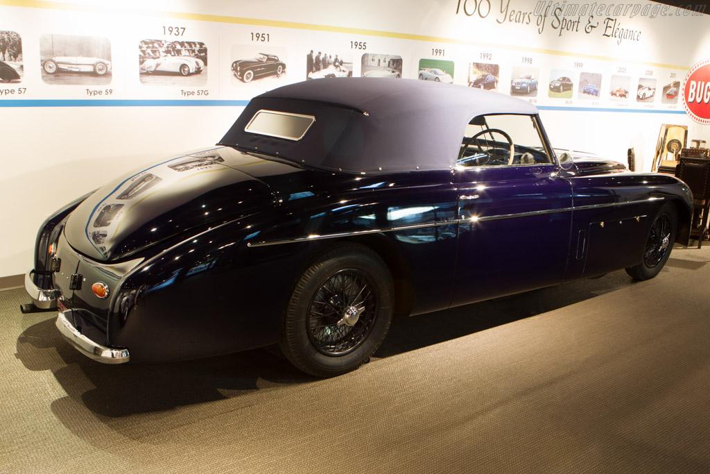 Bugatti Type 101C Gangloff Cabriolet - Chassis: 101501   - Mullin Automotive Museum