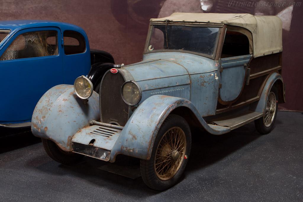 Bugatti Type 40 Break de Chasse - Chassis: 40485   - Mullin Automotive Museum