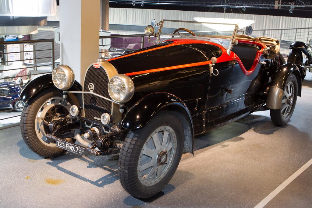 Bugatti Type 43A Roadster - Chassis: 43289   - Mullin Automotive Museum