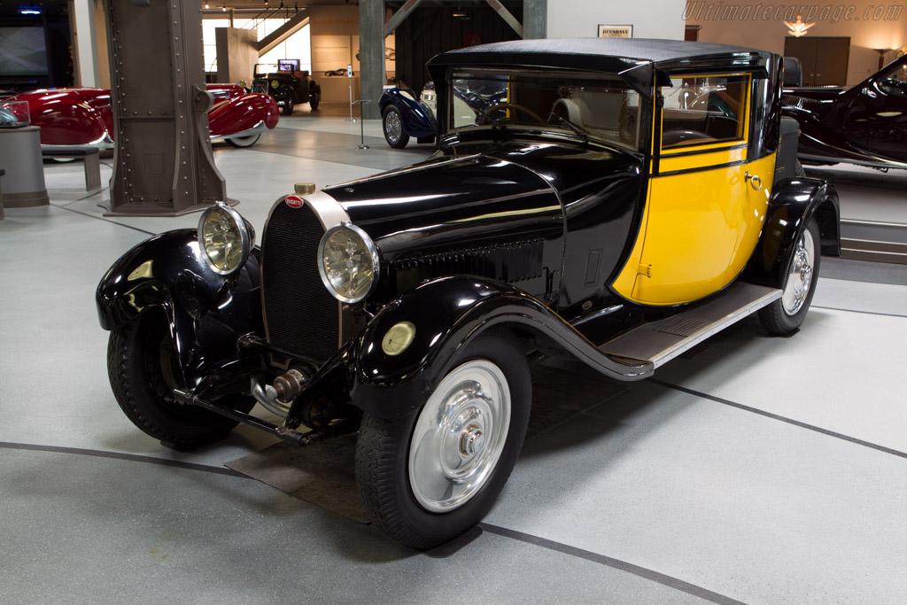 Bugatti Type 44 Fiacre Chassis 44739 Mullin