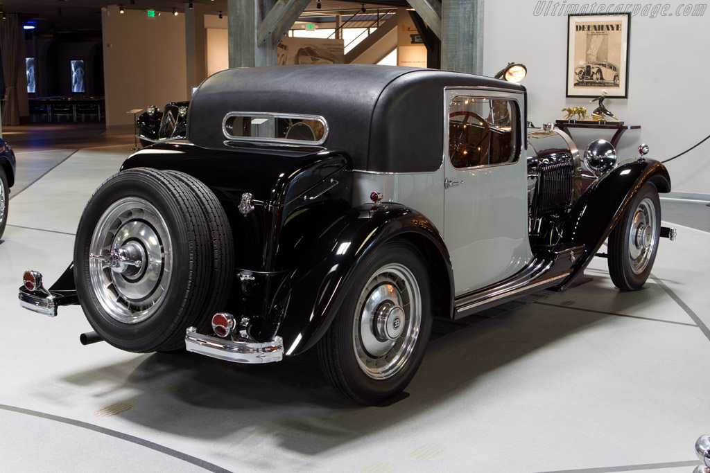 Bugatti Type 50s Million Guiet Coupe Chassis 50117